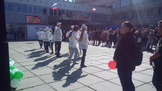 Ярмарка профессий прошла в Симферополе. Афиша и события, Наука и образование
