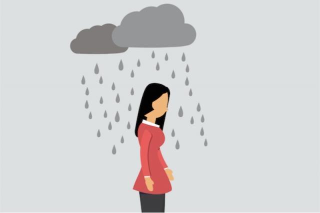 Под прессом депрессии.. Экология и здоровье