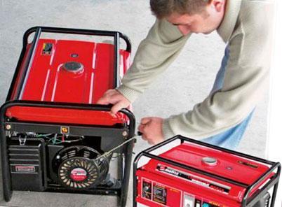 Генераторы, газовые обогреватели и прочая альтернатива электричеству. Строительство