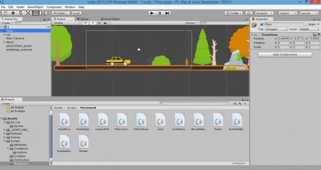 Как сделать 2d игру на Unity не зная программирования?. Интернет, IT, Семья и дети