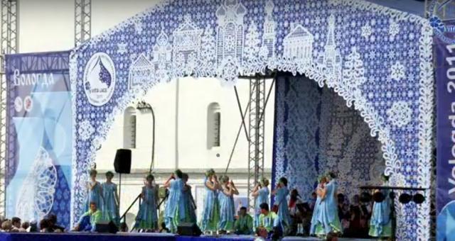 В Вологде уже 3 раз пройдет Международный фестиваль кружева. . Афиша и события, Культура/искусство, Хобби