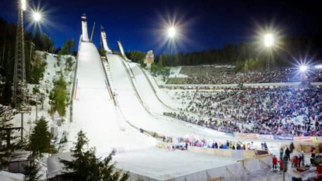 Чемпионат мира по лыжным гонкам в Лахти.. Афиша и события, Путешествия