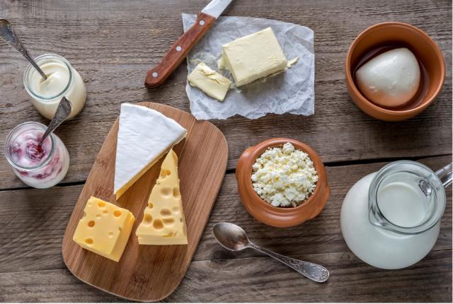 Как отличить поддельные молочные продукты?. Питание