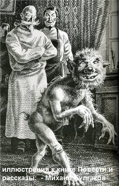 «Собачье сердце» о природе поступков. Общество, Психология и религия, Экология и здоровье