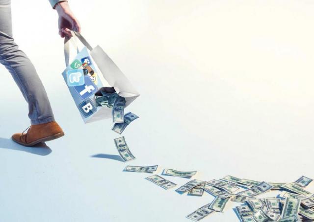 Немного о доходах в социальных сетях.. Интернет, IT, Культура/искусство, Экономика и бизнес