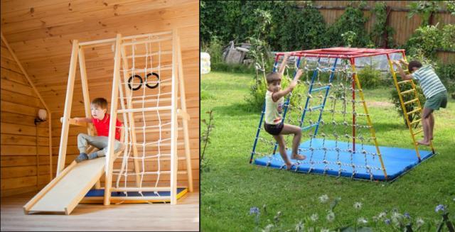 Спортивные уголки для малышей. Семья и дети, Товары