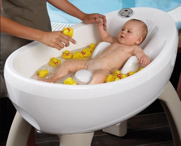 Какие бывают ванночки для детей?. Семья и дети, Товары