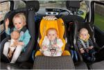 Можно возить ребенка и без автокресла, но только на заднем сиденье.. Авто, Закон, Семья и дети