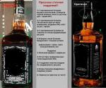 Поддельный алкоголь – яд быстрого действия.. Мошенничество, Питание